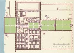 Samarra. Figura 14: el grandioso palacio de un califa