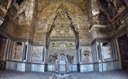 Palacio de Ziza. Figura 32: el Islam unido a Bizancio