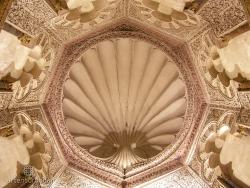 Mezquita de Córdoba. Figura 10: el motivo en forma de concha