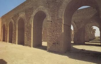 Samarra. Mezquita de Abu Dolaf
