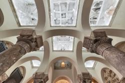 Cristo de la Luz (Toledo). Mezquita omeya de Bib Mardum