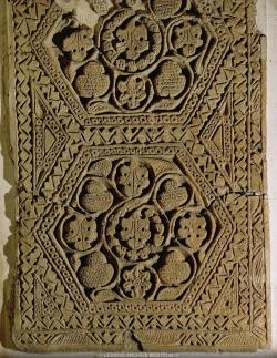 La decoración de estuco en Samarra