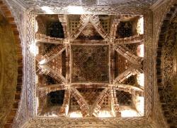 Cúpula Capilla Real de la Gran Mezquita de Córdoba,