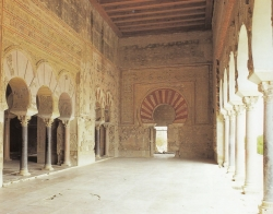 Medina Azahara. Figura 19: la fastuosidad de la corte