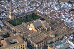 Mezquita de Córdoba. Figura 1: la gran Mezquita de Córdoba
