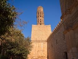 Mezquita de al-Azhar. Figura 22: la mezquita del sultán loco