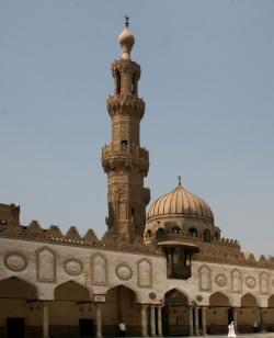 Mezquita de al-Azhar. Figura 21: la universidad del Islam