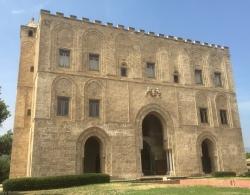 Palacio de Ziza.Figura 30: La Ziza de Palermo