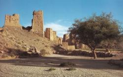 Las casas-torres del sur de Arabia