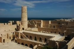 Mezquita-fortaleza de Susa. Fig. 15: las fortalezas de la fe