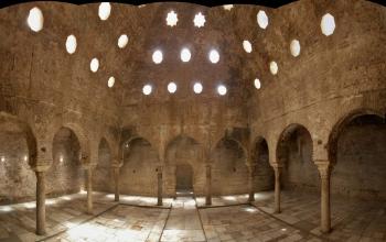 Baños árabes de Granada