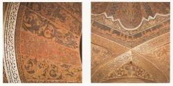 Mezquita de Córdoba. Figura 15: ornamento de mosaicos
