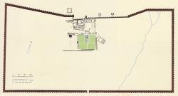 Medina Azahara. Figura 16: planta de Medina Azahara