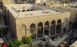 Mezquita de Salih Talaï. Figura 29: pórtico de entrada