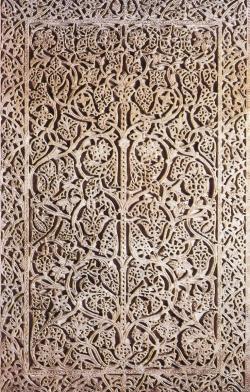 Mezquita de Córdoba. Figura 13: prolijidad decorativa