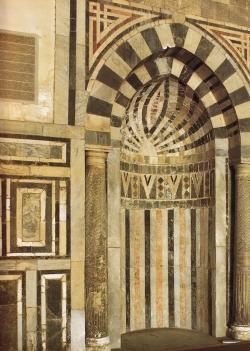 Mezquita de al-Azhar. Figura 24: salvado del desastre