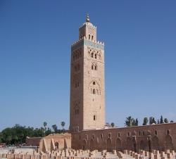 Minarete cuadrado de Kairuán