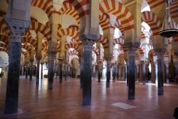 Mezquita de Córdoba. Figura 5b: un dédalo inextricable