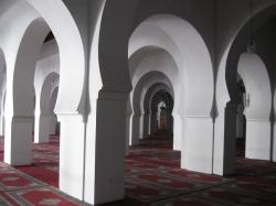 Karauiyna de Fez. Figura 24: un efecto macizo