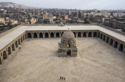Mezquita de Ibn Tulun. Figura 7: un espacio generoso