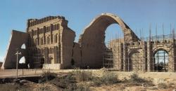 La Ciudad Redonda. Figura 2: un palacio sasánida