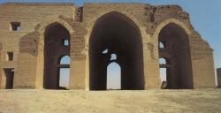 Samarra. Figura 12: un portal sobre el río