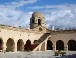 Mezquita-fortaleza de Susa. Fig. 11: arquitectura militante