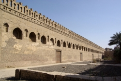 Mezquita de Ibn Tulun. Figura 17: una decoración vigorosa