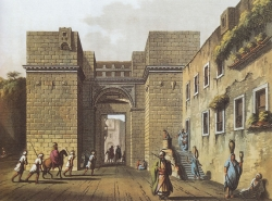 La muralla de El Cairo. Figura 25: una muralla «armeno-bizntina»