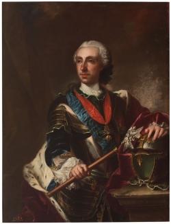 Carlo Francesco Rusca. Don Felipe de Borbón, duque de Parma