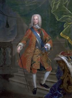 Giovanni Maria dalle Piane. Carlos de Borbón, duque de Parma