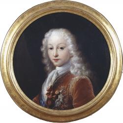 Miguel Jacinto Meléndez. Don Carlos de Borbón