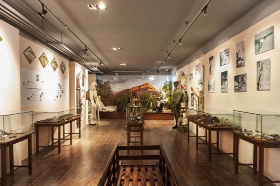 Museo EMMOE - Sala 1. Los inicios