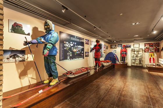 Museo EMMOE - Sala 3. Los logros