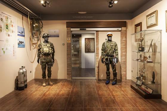 Museo EMMOE - Sala 4. La actividades