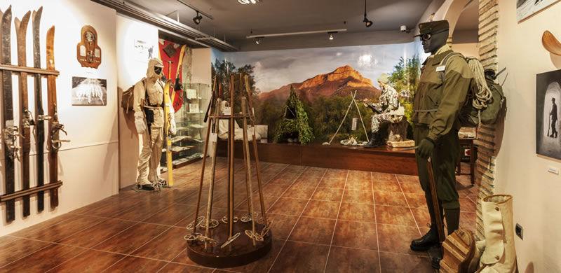 Museo de la Escuela Militar de Montaña y Operaciones Especiales