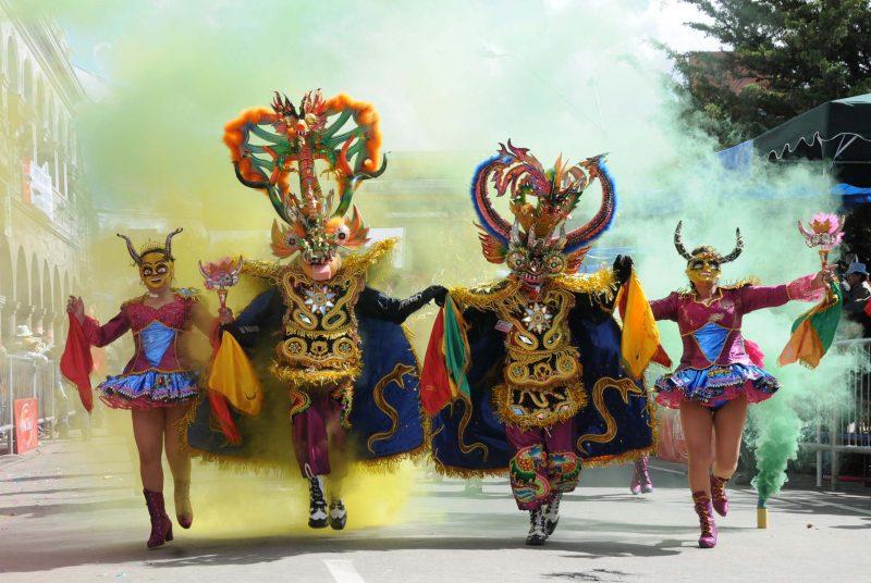Oruro Carnaval del Diablo