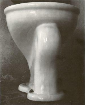 Edward Weston. Excusado. México, 1926
