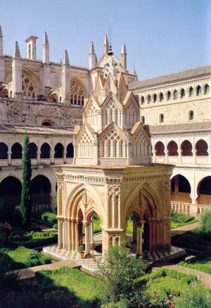 Templete. Real Monasterio de Nuestra Señora de Gaudalupe