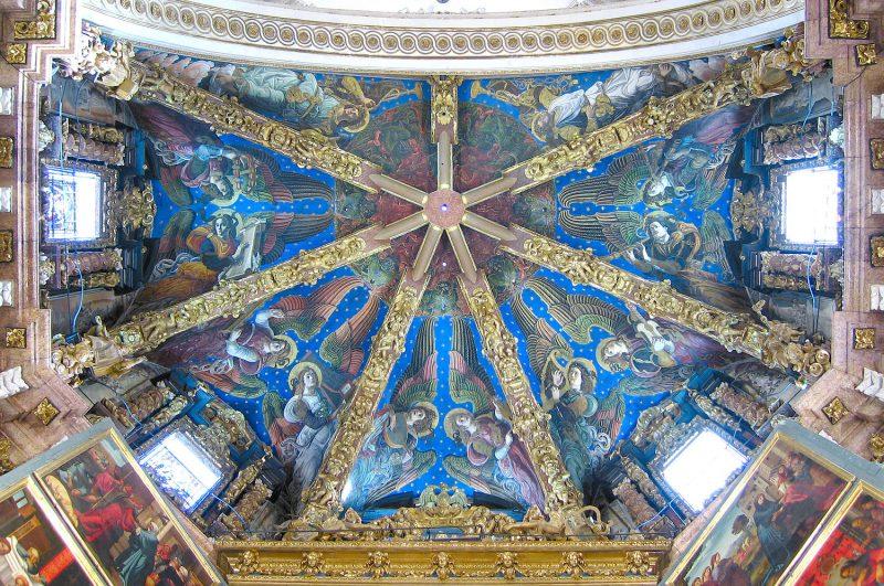 Los frescos de la Catedral de Valencia