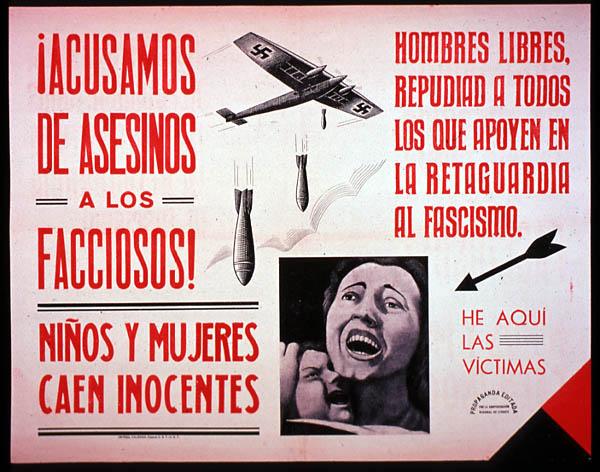 Propaganda editada por la confederación regional de Levante. Ortega, Valencia. Control U.G.T.-C.N.T.