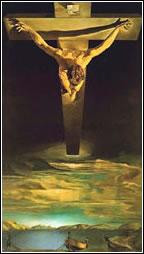 Salvador Dalí: Cristo de San Juan de la Cruz