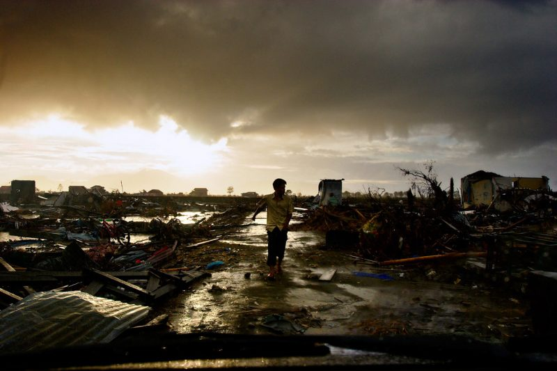 Javier Teniente:Tsunami