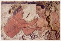 Etrusco: Hijo o amante