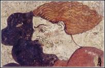 Etruscos: Una auriga para los muertos