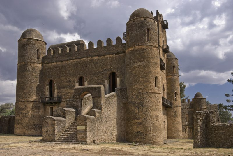 Castillo de Fasilides