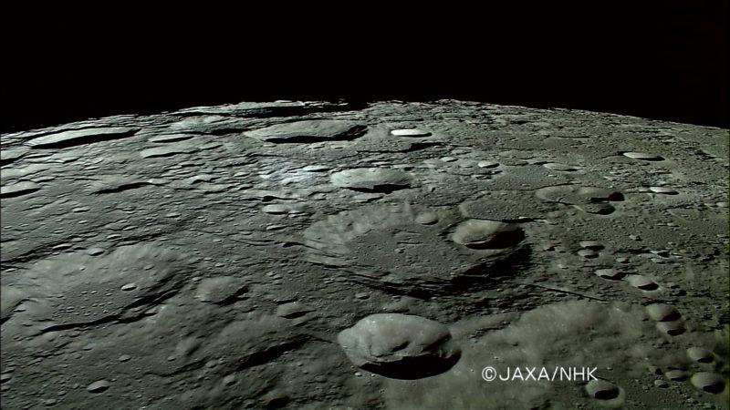 Luna:  North Pole Area