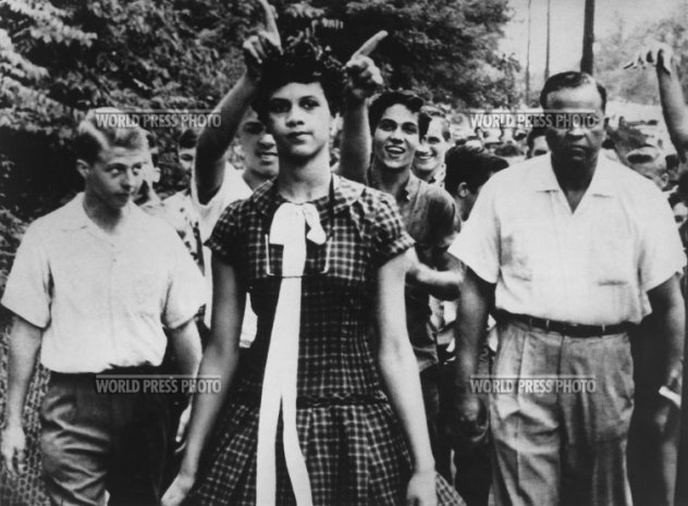 Charlotte, North Carolina (1957). Por Douglas Martin