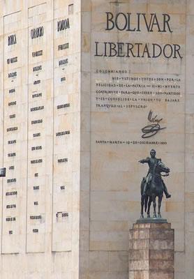 Monumento a los Héroes, Bogotá