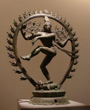 Shiva Nataraja. Arte Dradiva. Dinatía Cholla. Siglo XVI